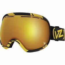 Von Zipper Fish Bowl Ski Snowboard Goggles Saint Archer Satin / Copper Chrome VZ