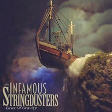 The Infamous Stringdusters - Laws Of Gravity (NEW CD)