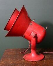Federal Sign & Signal Corp. Air Raid Fire Truck Siren Horn - Vintage 110 Volt