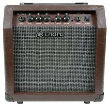 Chord 173.430 CAA-15 Perforated Steel Speaker Grille Acoustic Guitar Amplifier