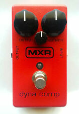 MXR Dyna Comp Compressor - Griffin Effects Modified - Tone Control and Ross