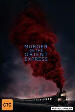 Murder On The Orient Express (DVD, 2018)