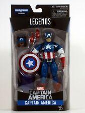 """Marvel Legends 6"""" CAPTAIN AMERICA Figure Red Skull Onslaught BAF wave"""