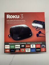 Roku 3 Streaming Media Player 4230RW NEW In Unopened Box