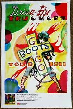 DRIVE-BY TRUCKERS Go-Go Boots POSTER 11x17 DRIVE BY