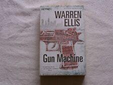 Ellis, Warren: Gun Machine - Thrilller