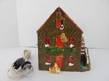 Dept 56 The Original Snow Village Stone Mill House #50682 D56 SV 1980-1982