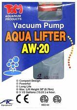 Aqua Lifter Water & Air Vacuum Pump - AquaLifter by Tom's Aquatics - Liquid Dose
