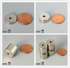 Multiple Size 16mm 58outer Diameter Rare Earth Neodymium Ring Magnets