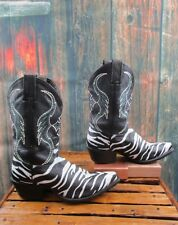Ladies Nocona Stingray Western Cowgirl Boots Style NL6012 Size 8.5 B