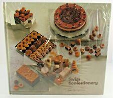 Swiss CONFECTIONERY Richemont Craft School Lucerne Switzerland Cookbook SEALED!