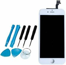 "LCD Screen For iPhone 6s 4.7"" Digitizer White Touch Replacement Assembly UK"
