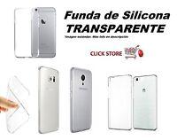 Funda TPU silicona eco transparente Samsung Galaxy Note Edge (100)