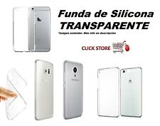 Coque TPU silicone eco transparent Nokia Lumia N540 (100)