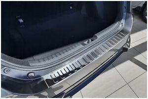 Ladekantenschutz für Honda Civic 10 X Aluminium Abkantung ab Bj. 2017-