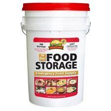 Augason Farms 30 Day Food Storage Emergency Supply Survival Bucket 300 Servings