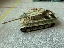 1/16 Henglong Plastic German Tiger I Static Tank 3818 Without RC System Model