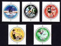 1996 New Zealand~Olympics~Unmounted Mint~Stamp Set~ UK Seller~