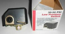 PRO PLUMBER 30-50 PSI LOW PRESSURE SWITCH P/N: PPSL3050 - NEW