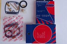 Kawasaki S3 /KH400 Keyster Carburetor repair kits, enough for three carbs!