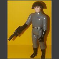 Vintage 1978 Death Star Destroyer Commander 100% Complete Wars Action Figure Lot