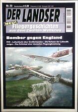 Der Landser Fliegergeschichten Nr: 23            Bomber gegen England