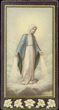 santino-holy card ediz. NB*** n.8110 MARIA IMMACOLATA