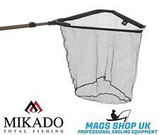 MIKADO TELESCOPIC LANDING NET, 200 CM, BASKET SIZE - 57 x 57 CM, PREDATOR, CARP