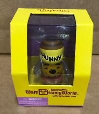 "Disney The Florida Project Winnie The Pooh Honey Pot Limited 3"" Vinylmation New"