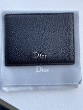 New Men's Dior Card Holder Wallet