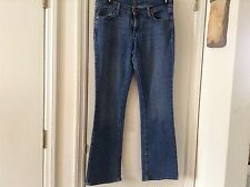 Womans Old Navy Blue Jeans - The Flirt - Size 10