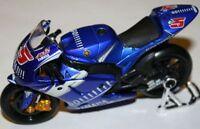 MAISTO YAMAHA YZR M1 diecast bike GO!!!!!!! Colin Edwards Moto GP 2005 1:18th