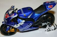 MAISTO YAMAHA YZR-M1 diecast bike GO!!!!!!! Colin Edwards Moto GP 2005 1:18th