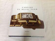 Libro Book CARTIER - EL RELOJ TANK - Franco Cologni - Español - For Collectors