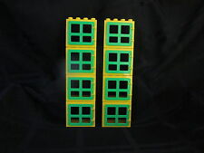 Lego Duplo House Building Construction Window Box Units   LOT SET OF 8   NEW