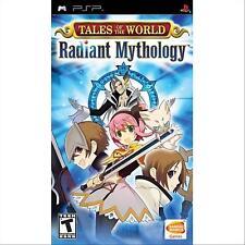 PSP TALES OF THE WORLD Radiant Mythology USATO