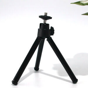Travel Adjustable Leg Rotatable Desktop Tripod Stand for SONY NIKON CANON Camera