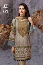 indian pakistani designer Suit In Size Medium And Large