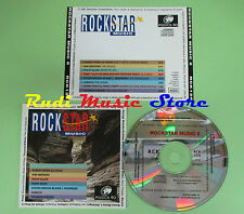 CD ROCKSTAR MUSIC 6 compilation PROMO 1991 YOSSOU N'DOUR LAIBACH (C21**)no mc lp