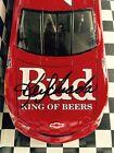 Autographed 1995 Ertl American Muscle 1:18th Ken Schrader Budweiser Monte Carlo