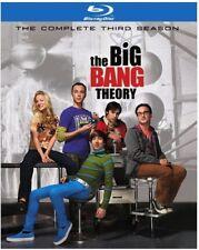 The Big Bang Theory: The Complete Third Season [New Blu-ray] Ac-3/Dolby Digita