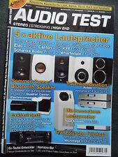AUDIO TEST,5/17,ELAC AM 200,CANTON AM5,KEF LS 50,SCHANKS PRISMA 2,WHARFEDALE A1