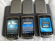 BlackBerry Torch 9810 - Silver Gsm 4G WiFi Qwerty Touch Smartphone