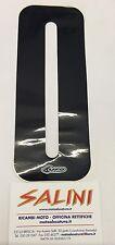 Numeri adesivi gara moto cross - UFO zero nero