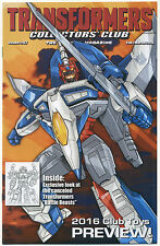 TRANSFORMERS COLLECTORS CLUB MAGAZINE #67 February / March 2016