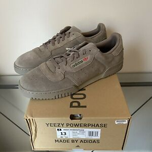 Adidas Yeezy Powerphase Calabasas Simple Brown FV6129 IN HAND