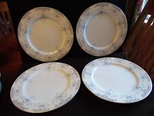 4 Imperial China Japan Seville W. Dalton Dinner Plates 10 1/2 Inch Diameter
