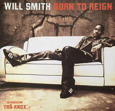 "WILL SMITH-""BORN TO REIGN""-MEN IN BLACK-TRA KNOX-BRAND NEW CD 2002"