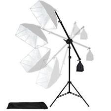 Photo Studio Arm Bar With Lighting Boom Photography Light Stand Boom