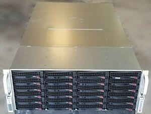 Chia Coins Farming Server w/ 2x 12-Core 2.7GHz E5-2697v2, 256GB RAM, 24x3.5 Bays